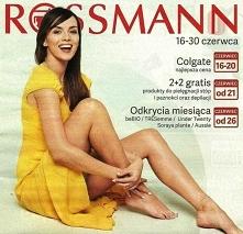 Rossmann aktualna od 16 cze...