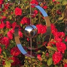 dekoracje do ogrodu ze stal...