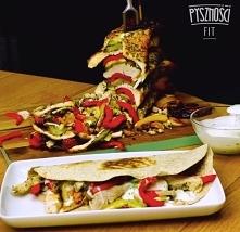 Domowy kebab light z indyka...