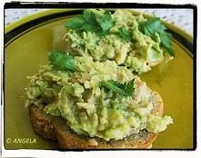 Pasta z awokado i tuńczyka (do chleba) - Avocado And Tuna Spread Recipe - Cro...