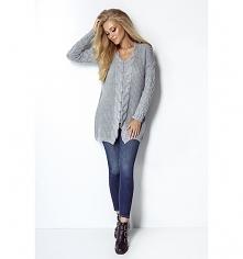 Ciepły sweter I301