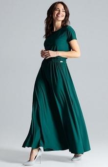Lenitif długa sukienka na c...