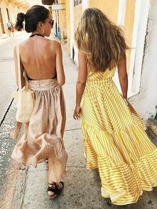 Modne sukienki na lato, kli...