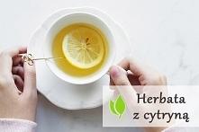 Herbata z cytryną - szkodzi...