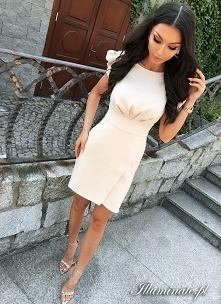 Sukienka idealna na wesele ...