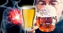 Zobacz co się dzieje w organizmie kiedy pijesz 1 piwo dziennie