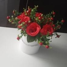 Piękny flower box wykonany ...