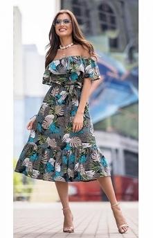 Lola Fashion kobieca sukien...