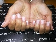 Semilac 002, sugar effect i...