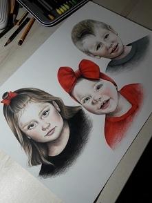 Zapraszam Was do składania zamówien na karykatury i portrety :) Wolne terminy...