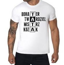 Koszulka Tata Twardziel