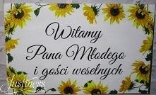 tablica powitalna witamy Pa...