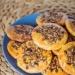Kruche ciasteczka ze słonecznikiem