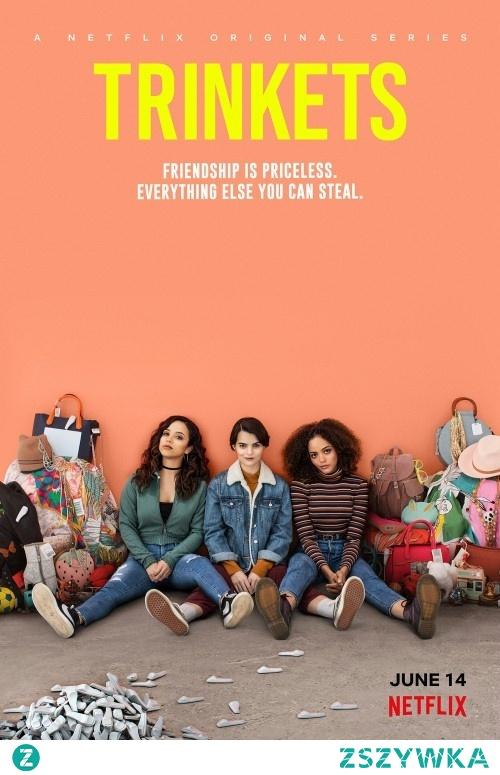 Trzy nastolatki z różnych środowisk zaprzyjaźniają się ze względu na wspólne hobby — kradzież sklepową.