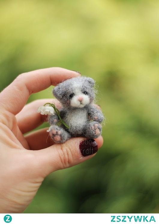 Miś Miniaturka