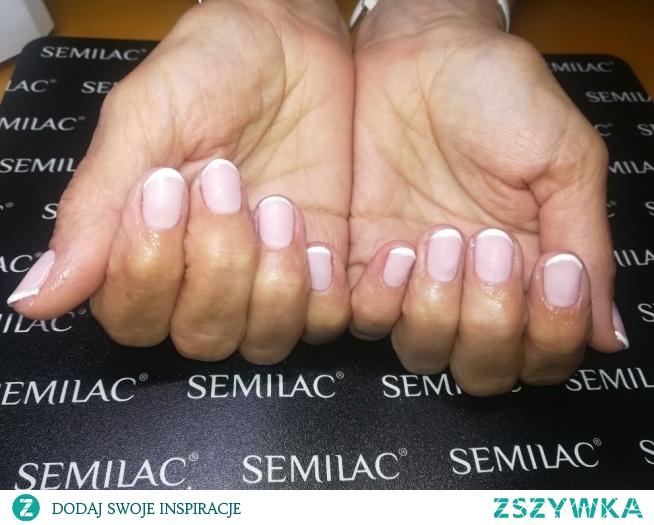Semilac 002, sugar effect indigo
