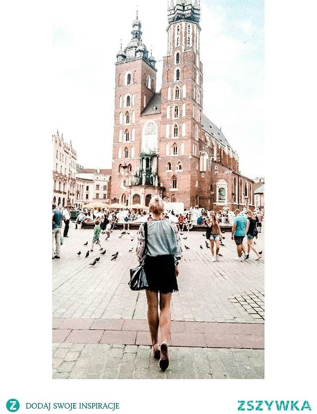 Udanego weekendu kochani ❤ Kto odwiedza #krakow