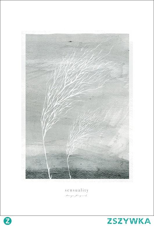 Drzewa - print 50x70 cm