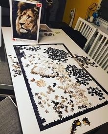 kocham puzzle