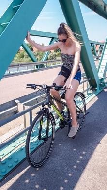 Lubicie jeździć rowerem? Ja...