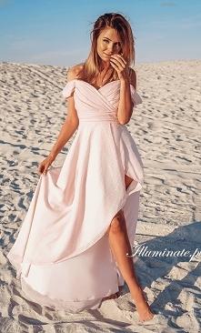 Piękna sukienka dla druhny od Illuminate.pl <3