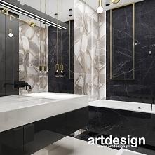 Elegancka łazienka | PURE G...