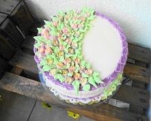 Tort Śmietankowy z Frużelin...