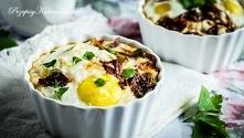 Zapiekane jajka w kokilkach