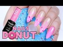 Donut Nails - słodkie pazno...