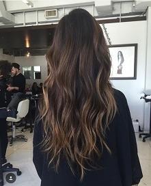 Moje kolejne z marzeń to mieć taką długość włosów ❤️