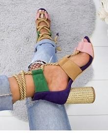 LATO <3 WAKACJE <3 idealne buty! Kliknij w zdjęcie i sprawdź gdzie je kupić!