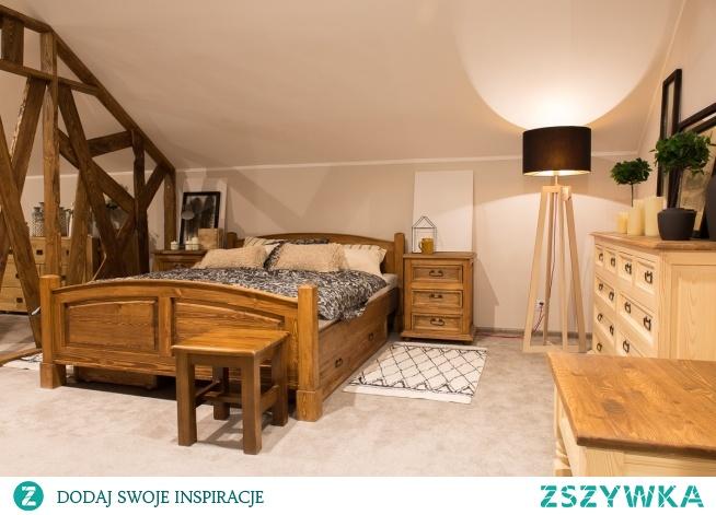 woskowane meble do sypialni meble-woskowane.com.pl