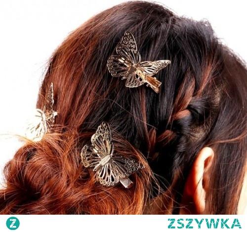 Spinki motyle, 5,40 zł. Kliknij w zdjęcie, aby przejść do sklepu silvona.pl.
