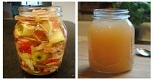 Jak przygotować ocet jabłko...