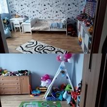metamorfoza pokój dziecka