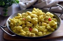 Curry z kurczakiem i kalafi...