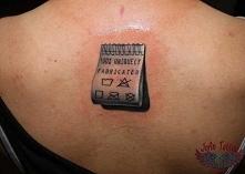 Niesamowicie realne tatuaże 3D