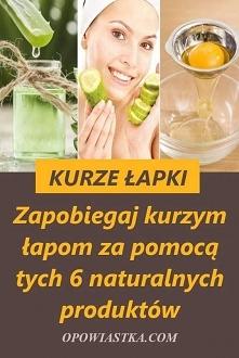 Zapobiegaj kurzym łapom za pomocą tych 6 naturalnych produktów