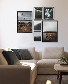 Islandia - zestaw plakatów