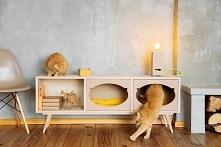 Kocia kołyska - komoda