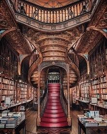 Księgarnia Lello - Porto.