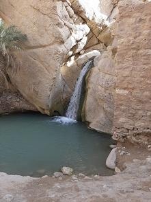 tunezyjski wodospad :)