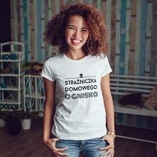 koszulka dla żony albo mamy