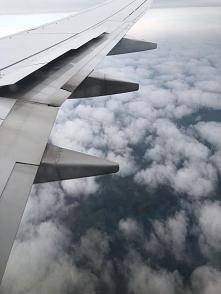 W chmurach ☁️✈️