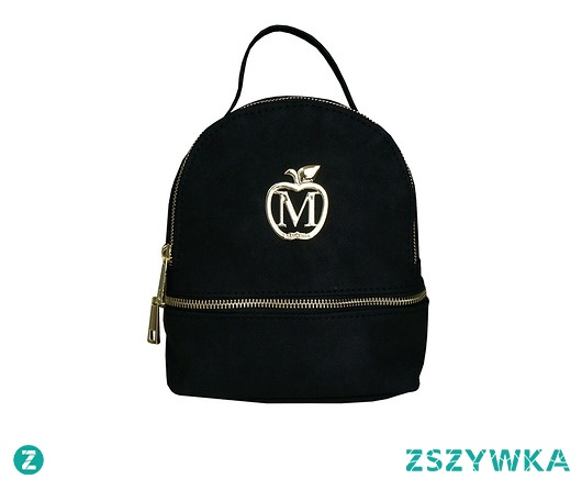 MANZANA Mini plecak/listonoszka WYGODNYSTYL-czar