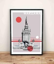 "Plakat ""Warszawa 2"""