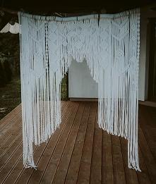 Ślubna makrama