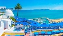 Błękitna Tunezja, Afryka
