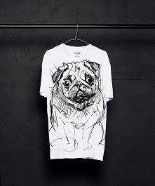 Pug Dog t-shirt man