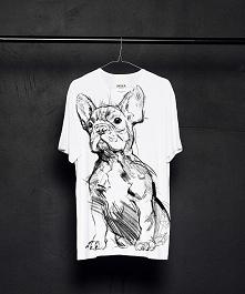 French Bulldog t-shirt man
